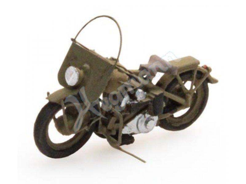 motorrad usa milit r bausatz 1 87 milit rbausatz aus resin. Black Bedroom Furniture Sets. Home Design Ideas