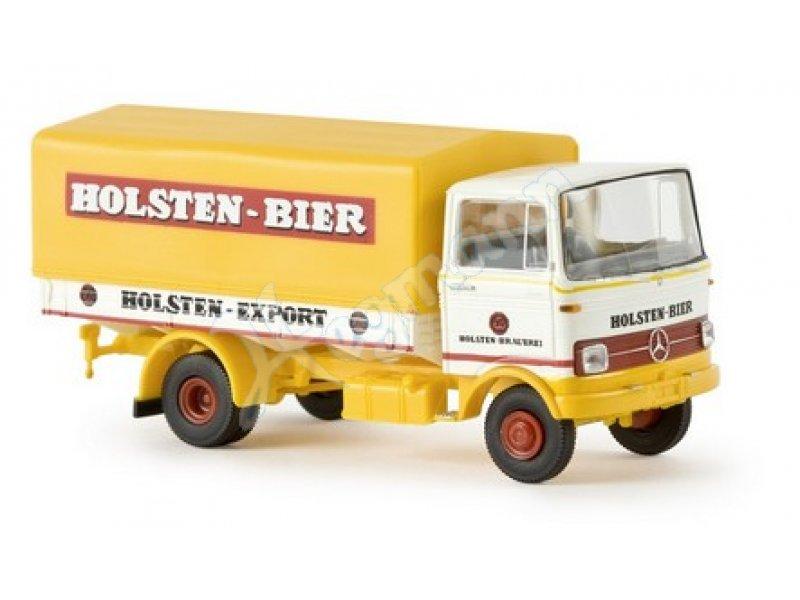 1//87 Brekina MB LP 608 Holsten Bier 48509