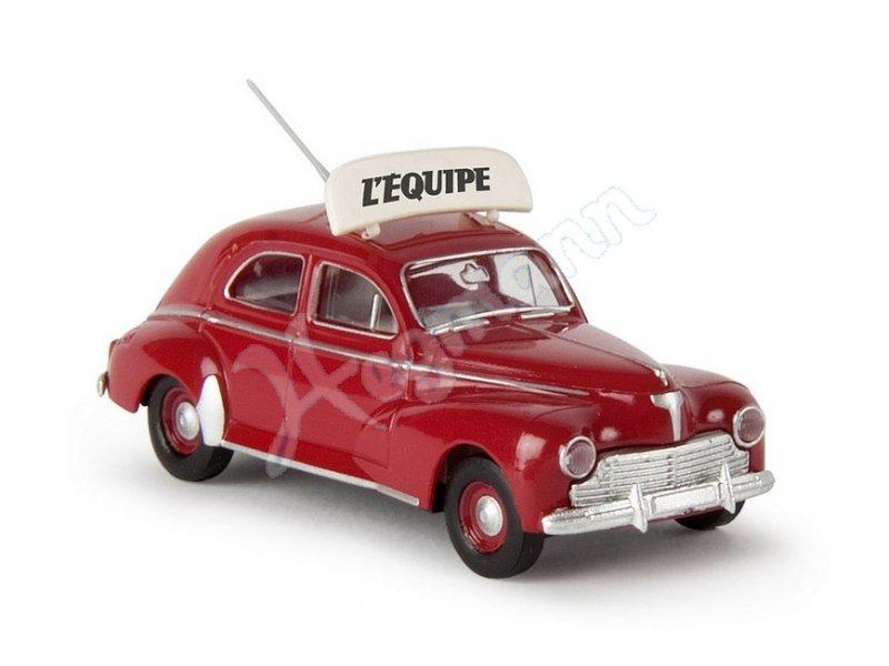 Brekina 29056 1//87 oh peugeot 203 l/'equipe miniature car h0