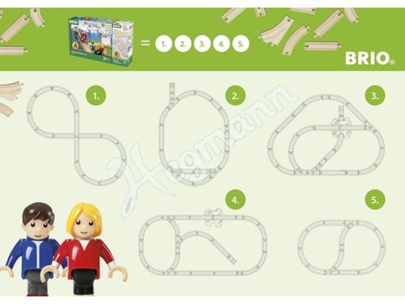 brio eisenbahn starter set a brio eisenbahn starter set a. Black Bedroom Furniture Sets. Home Design Ideas