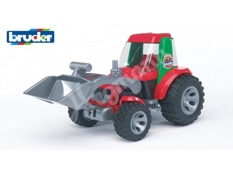 Roadmax traktor mit fl bruder 20102 traktor mit frontlader bruder 20102