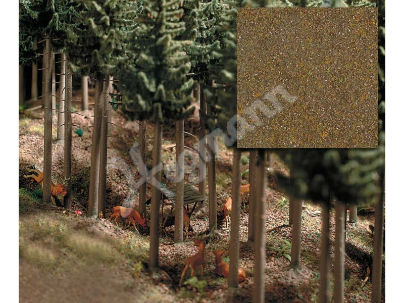 Laubwald boden der perfekte untergrund f r einen laubwald for Boden untergrund