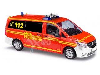 Busch 51127 mercedes vito funkstreife Brandenburg scale 1 87