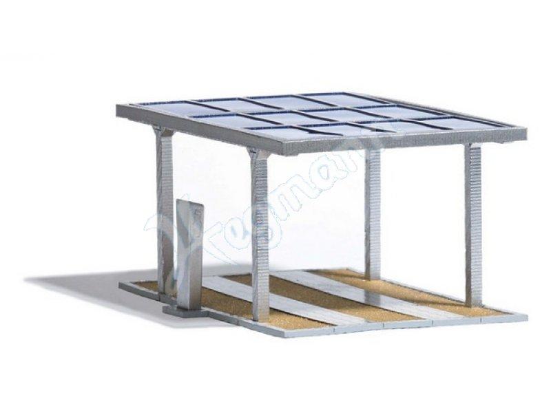 solarcarport zapfs ule h0 zubeh r zur anlagen. Black Bedroom Furniture Sets. Home Design Ideas