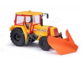 Neu Busch 50420-1//87 H0 Traktor ZT 323 LPG mit Bäuerin