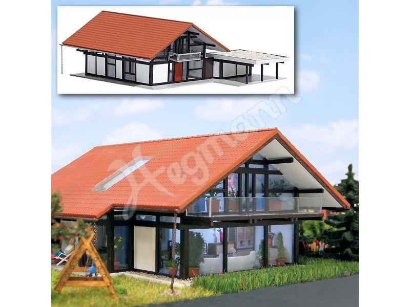 Wohnhaus modern n bausatz f r ein modernes wohnhaus in for Wohnhaus modern