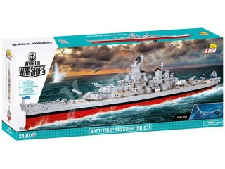 COBI 3084 aus der Serie SMALL ARMY / WORLD OF WARSHIPS