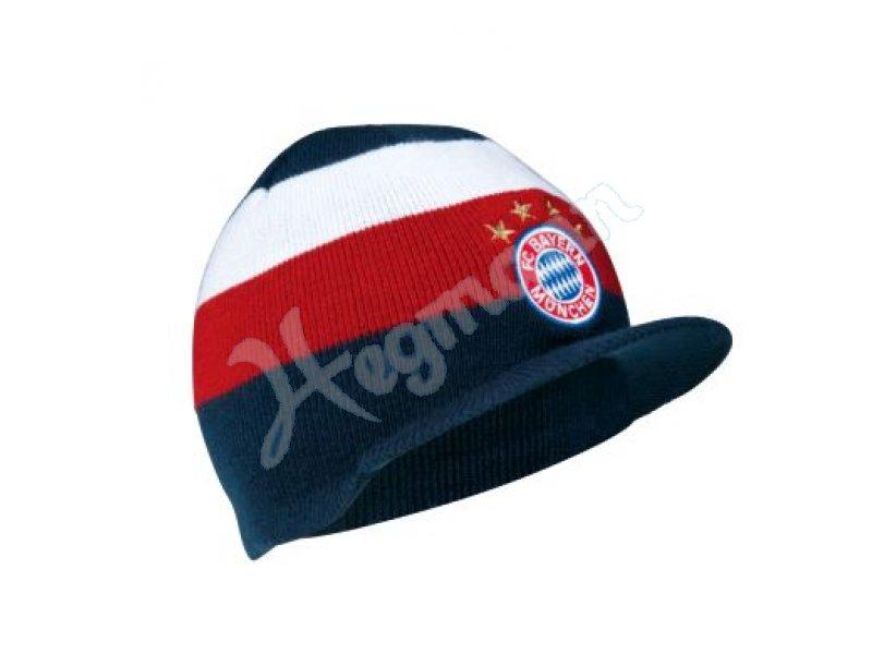 FC Bayern Strickm/ütze M/ütze Schirmm/ütze Kids