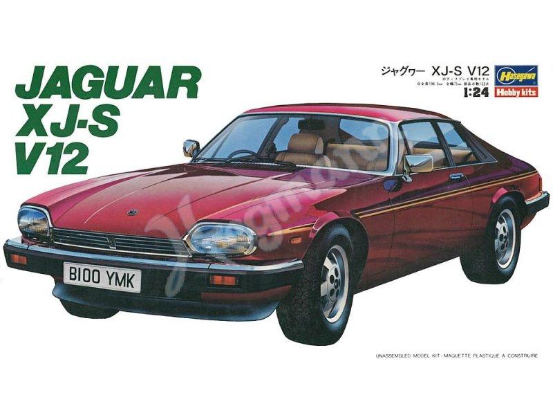 Modellbau Jaguar ~ 1 24 jaguar xj s v12 hasegawa 620321 plastik bausatz faller 620321