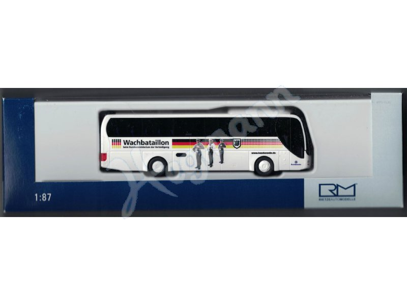 30724 Ford Transit Bus Bundeswehr Tarnlackierung OVP #3175 Rietze 1//87 Nr