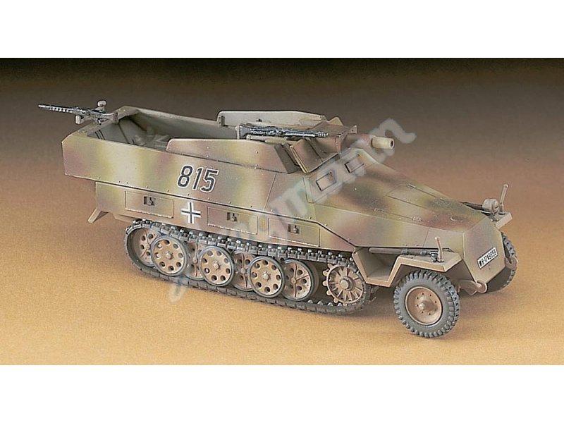 Sdkfz2519 Stummel Hasegawa 631146 Plastik Bausatz Faller 631146