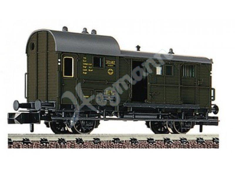 8300 K Fleischmann N SCALE güterzugbegleiwagen DRG 1:160 Art