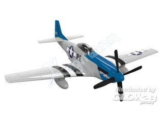 Airfix J6046 Quickbuild-Day Mustang