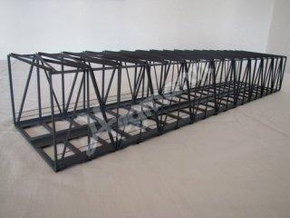 bogenbr cke 100 cm 2 gleisig hack graue br cke spur h0 1. Black Bedroom Furniture Sets. Home Design Ideas