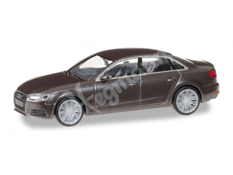 audi a4 limousine argus met miniaturauto im modellbahn ma stab h0 1 87 herpa 038560. Black Bedroom Furniture Sets. Home Design Ideas