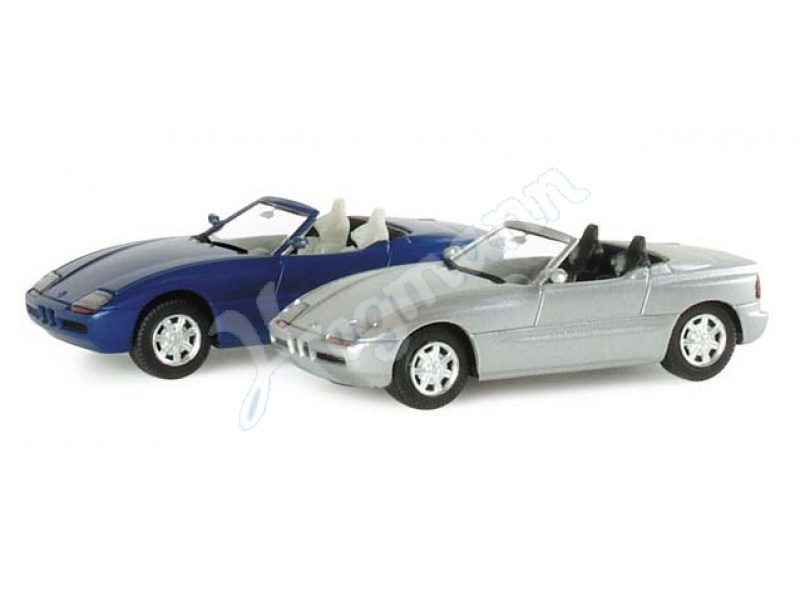 bmw z1 roadster met herpa 033985. Black Bedroom Furniture Sets. Home Design Ideas