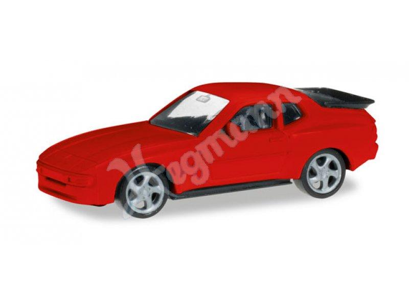 miki porsche 944 rot herpa 1 87 h0 herpa 012768 002. Black Bedroom Furniture Sets. Home Design Ideas
