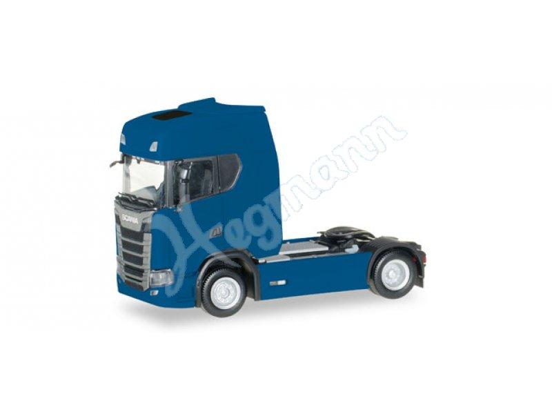 1//87 Herpa Scania CS20 Zugmaschine blau 306706