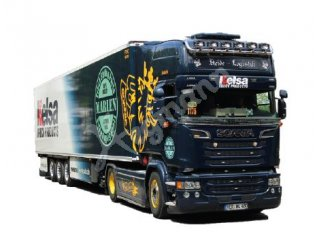 Herpa-940689 Scania R 13 TL Kelsa