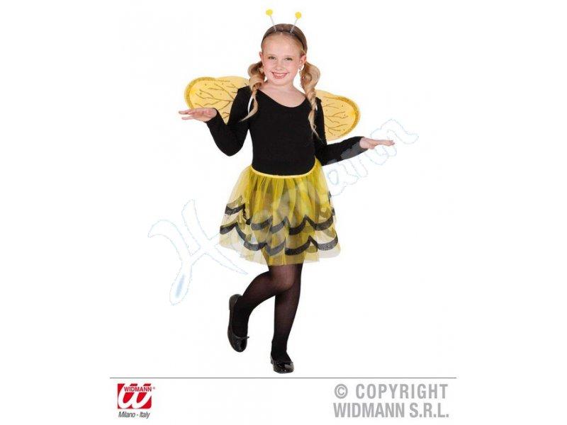 Kinderkostum Biene Karneval Fasching Fastnacht Idena 8260013