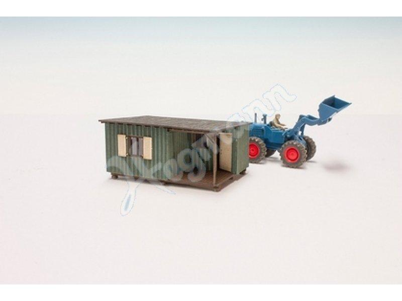 gartenhaus mit veranda holz joswood lasercut bausatz im. Black Bedroom Furniture Sets. Home Design Ideas