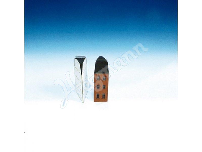 Stadthaus 30 Hinterhof Zieg Joswood Lasercut Bausatz Im