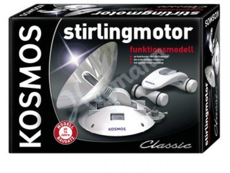 Stirlingmotor kosmos experimentierkasten vorgeschlagenes alter