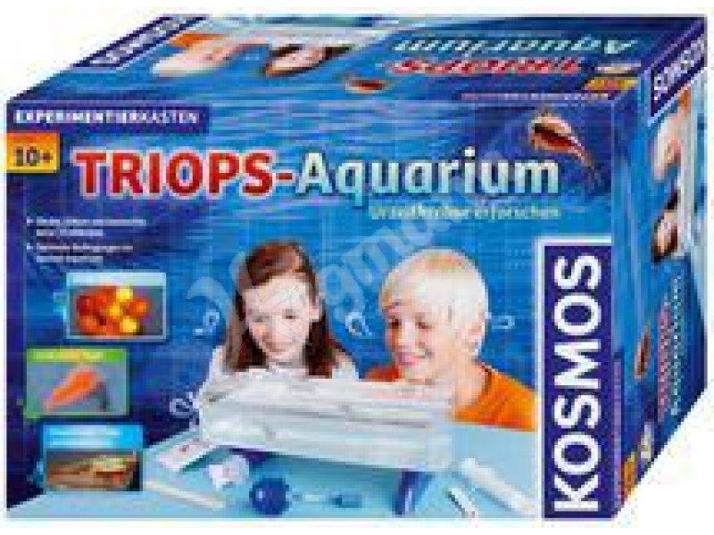 Triops aquarium kosmos experimentierkasten vorgeschlagenes alter