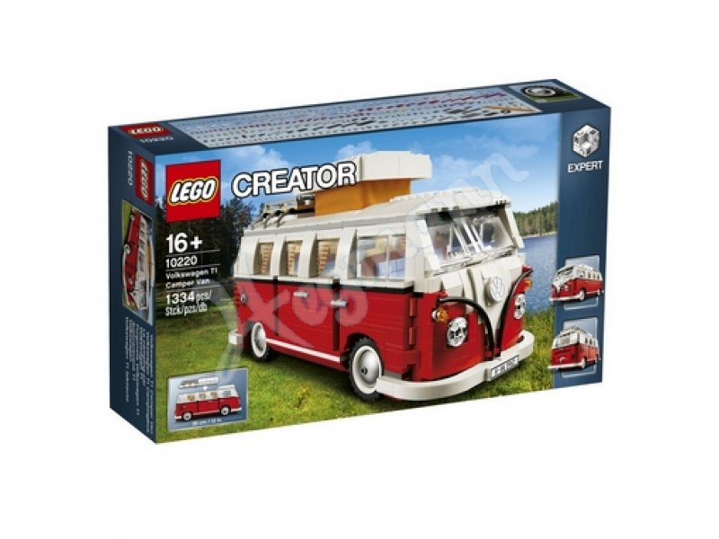 lego vw bus t1 bulli camper ab 16 jahren volkswagen t1. Black Bedroom Furniture Sets. Home Design Ideas