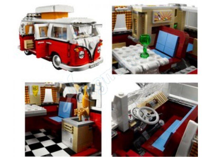 lego vw bus t1 bulli camper ab 16 jahren volkswagen t1. Black Bedroom Furniture Sets. Home Design Ideas