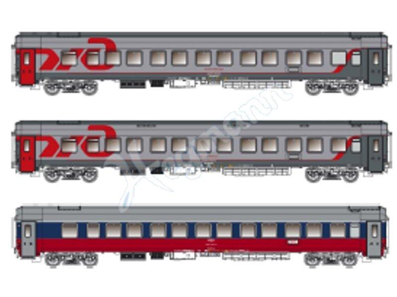 Set Moscow Nice Ls Models 78029 Personenwagen Set In Spur N 1160