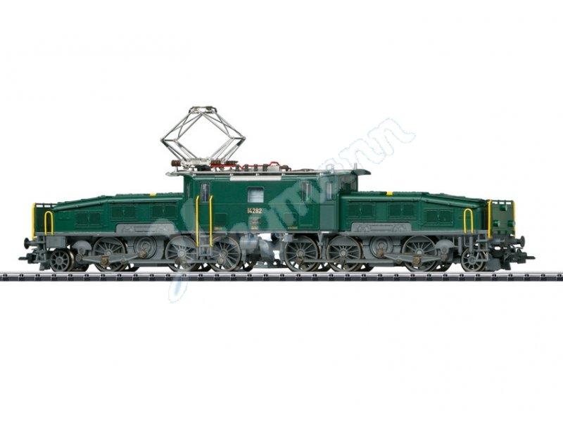 Rangier-Krokodil Serie Ce 6/8 Trix 22967 H0 1:87 Insider Club-Modell ...