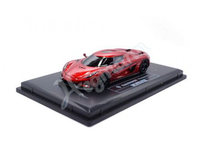 1:87 #as013-77 Frontiart Koenigsegg regera-Candy Apple Red