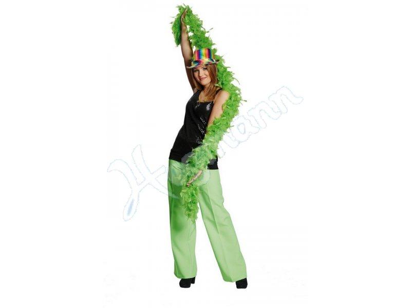 Boa Neon Grun Mottoland Fasching Karneval Fastnacht Mottoland