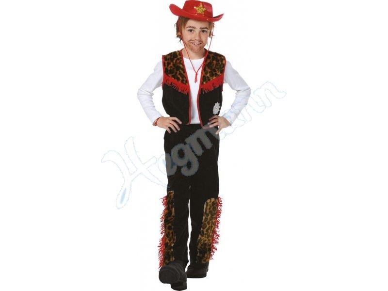 Cowboy Bill 2tlg Mottoland Fasching Karneval Fastnacht