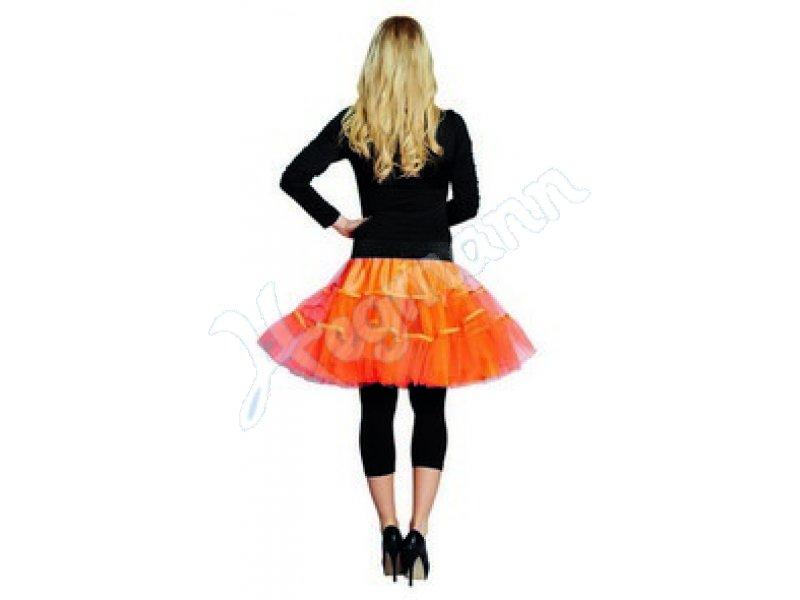 Neon Petticoats Kurz Neon Ora Mottoland Fasching Karneval