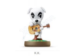 Nintendo Amiibo Animal Crossing Figur