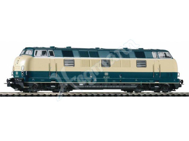 Diesellok BR 221 DB IV, blau- Piko H0 1:87Diesellok BR 221 PIKO 52602