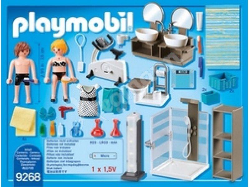 badezimmer playmobil 9268 badezimmer playmobil 9268. Black Bedroom Furniture Sets. Home Design Ideas