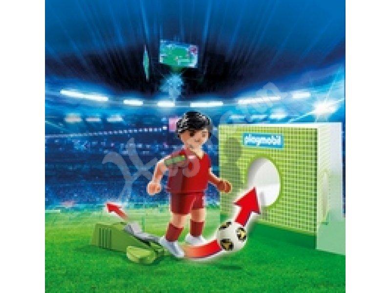 Playmobil Klettergerüst : Playmobil fußballspieler portugal