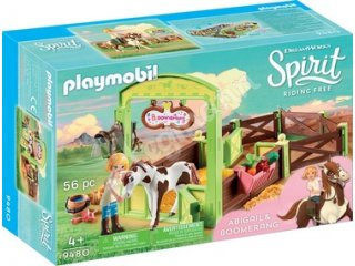 PLAYMOBIL 9480 aus der Serie Spirit - Riding Free