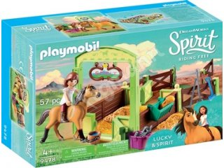 PLAYMOBIL 9478 aus der Serie Spirit - Riding Free