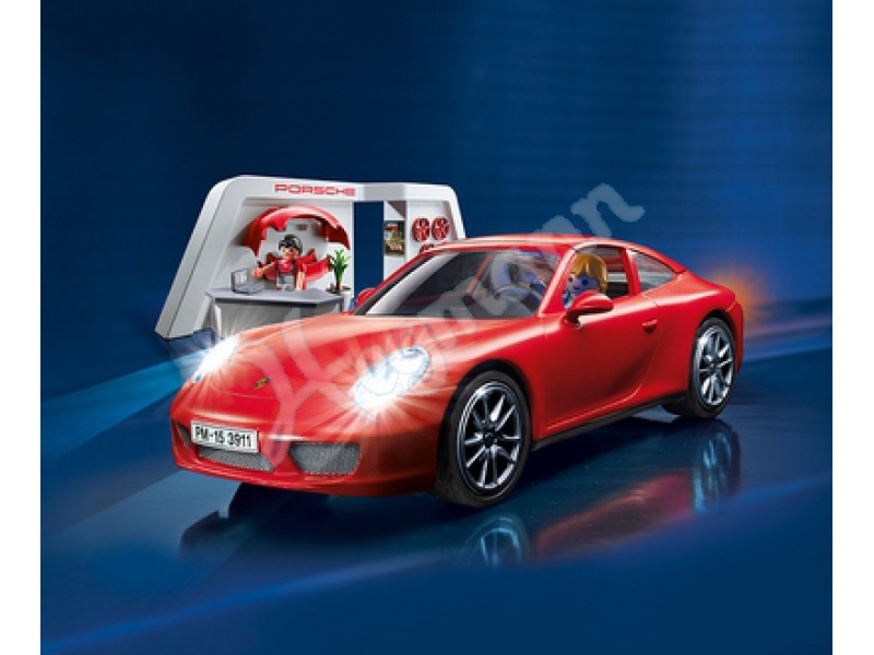porsche 911 carrera s playmobil sports action spielalter 4 playmobil 3911. Black Bedroom Furniture Sets. Home Design Ideas