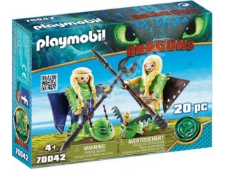 PLAYMOBIL 70042 Dragons