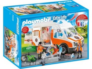 PLAYMOBIL 70049 City Life
