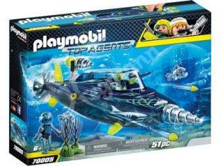 PLAYMOBIL 70005 Top Agents
