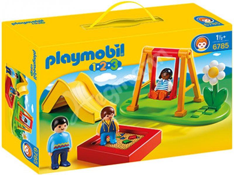 kinderspielplatz ab 1 1 2 jahre themenwelten playmobil 1. Black Bedroom Furniture Sets. Home Design Ideas
