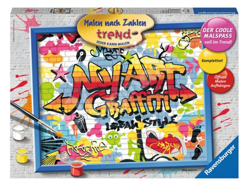 Graffiti Mnz Se Serie Mnz Erwachsene Inhalt Die Serie Trend