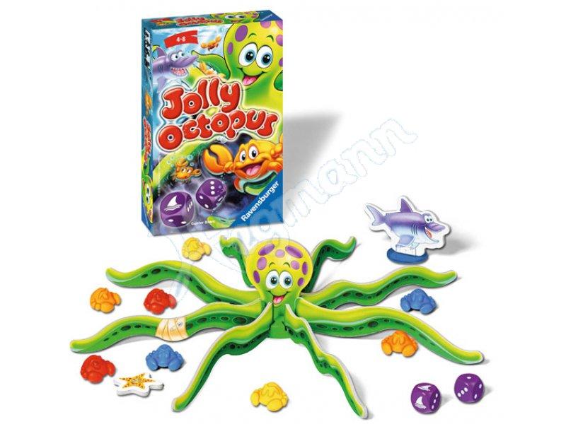 Spiel Octopus