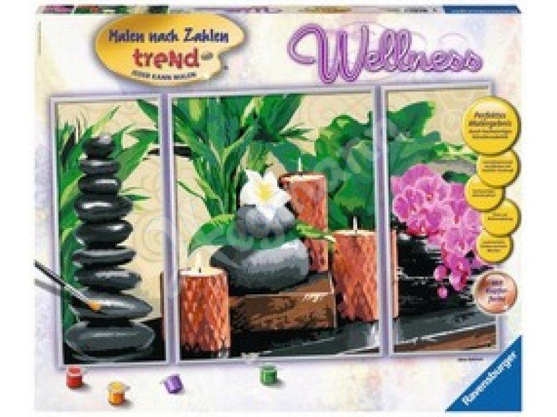 Wellness Trend Mnz So Ravensburger Malen Nach Zahlen Ravensburger